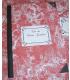 livre des recettes journalières 96 pages